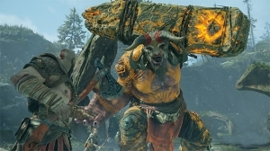 God of War PC Version Announced for Next Year