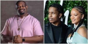 Heartbroken Don Jazzy Finally Reacts To A$AP Relationship With Rihanna (Video)