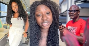 """""""You Will Suffer The Same Abuse In Jail"""" – Actress, Yvonne Jegede Goes Emotional, Rains Curses On Baba Ijesha (Video)"""