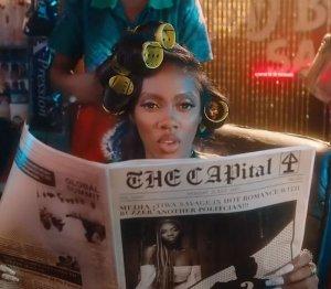 "Tiwa Savage Unveils Tracklist For ""Celia"" Album Set To Feature Heavyweights"