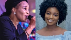Singer Tope Alabi celebrates daughter, Ayomiku as she clocks 22 (Photo)