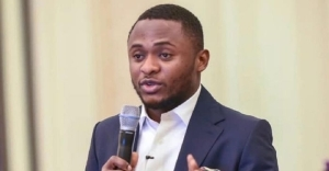"""#BBNaija: """"Hey Baby Lucy, Focus On This Game"""" – Ubi Franklin Reacts To Lucy's Endless Tears In The House"""