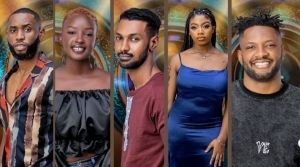 BBNaija: List Of Housemates Nominated For Possible Eviction