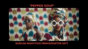 Basketmouth ft Duncan Mighty, Ice Prince – Pepper Soup (Video)