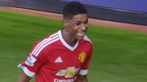 Manchester United Star Marcos Rashford Is World