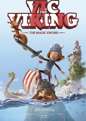 Vic the Viking and the Magic Sword (2019) (Animation) (Movie)