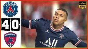 PSG vs Clermont 4 − 0 (Ligue 1 2021 Goals & Highlights)