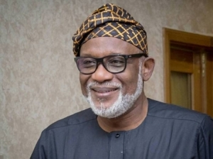 JUST IN!!! Lawmaker Protests Exclusion Of Communities From Ondo Bitumen Map By Akeredolu