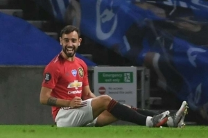 Bruno Fernandes Has Been A Key Player For Manchester United Since His Arrival