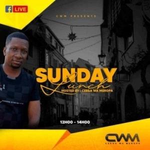 Ceega – Sunday Lunch Super Drive Mix (31-January)