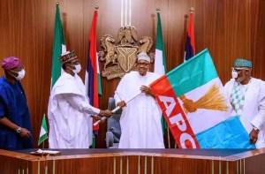 FG Did Not Ban Twitter, APC Clarify Nigerians