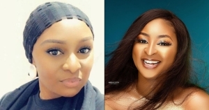 """You won't be alive when Bobrisky is 50"""", Etinosa curses Victoria Inyama"""
