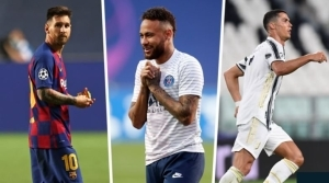Messi & Ronaldo Are Not From This Planet – Neymar