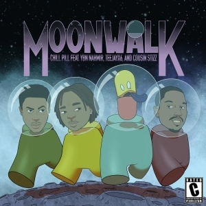 Chillpill Ft. YBN Nahmir, Teejayx6 & Cousin Stizz – Moonwalk