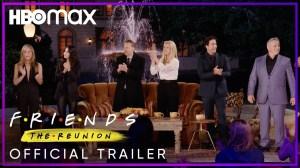 Friends: The Reunion (2021) - Official Trailer
