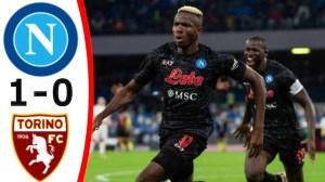Napoli vs Torino 1 - 0 (Serie A  2021 Goals & Highlights)