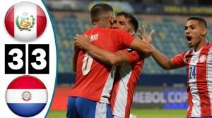 Peru vs Paraguay 3 - 3 (4-3 Pen)   (Copa America 2020 Goals & Highlights)
