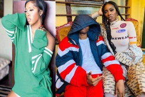 'Delete That Old Woman She Be Fake' – Twitter User Tells Nigerians After Tiwa Savage SNUBBED Wizkid On His Birthday