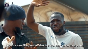 Officer Woos – Fuel  Money  (Comedy Video)