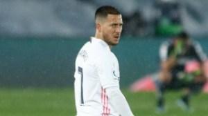 Belgium coach Martinez on Real Madrid attacker Hazard: Eden is Eden now