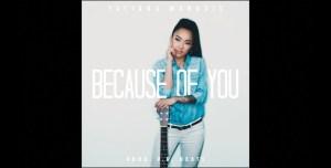 Tatiana Manaois - Because of You (Lyrics Video)