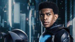 First Look At Camrus Johnson As Batwing In Batwoman Season 2