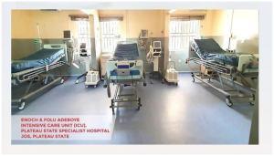 Coronavirus: Pastor Adeboye Donates Medical Equipments To Hospitals (Photos)