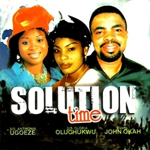 Evang. John Okah - Solution Time (Album)