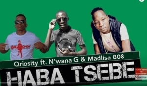 Qriosity – Haba Tsebe Ft. N'wana G & Madlisa 808 (Official Audio)