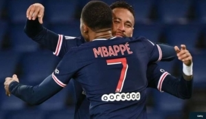 PSG Open Contract Talks With Neymar & Mbappe