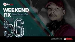 Dj Ice Flake – WeekendFix 56 (Road To Easter)