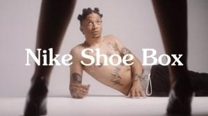 Lou Phelps - NIKE SHOE BOX (Video)