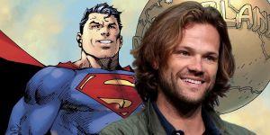Jared Padalecki Recalls His Superman Screen Test For Scrapped 2004 Movie