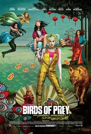 Birds Of Prey: And The Fantabulous Emancipation Of One Harley Quinn (2020) [Movie]