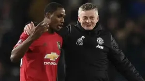 Odion Ighalo knows how much we value him - Ole Gunnar Solskjaer