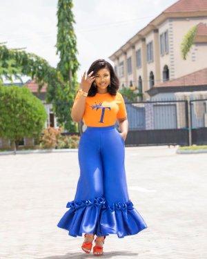'Tacha Is The Future Of Nigerian Entertainment' – Fan Hails Tacha