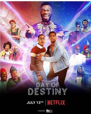 Day Of Destiny (2021)