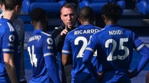 Rodgers proud of Leicester players despite