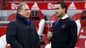 Ajax chief Overmars opens door to Barcelona return