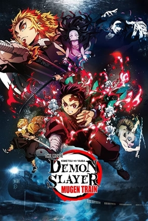 Demon Slayer the Movie: Mugen Train (2020) (Animation) HDCam