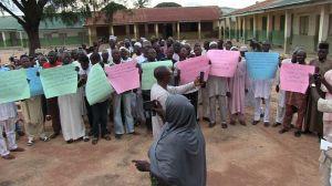 Parents, Teachers Storm Secretariat, Demand Resumption Of Schools In Kwara State