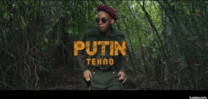 Tekno – PuTTin (Video)
