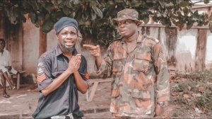 Officer Woos – The Comedians Starr. Mr Latin (Comedy Video)