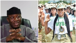 Join The Nigerian Army Or No NYSC Allawee – Governor Fayemi To Graduates