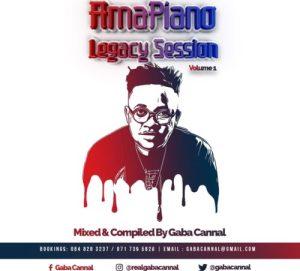 Gaba Cannal – Amapiano Legacy Sessions Vol.1