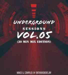 Onthaxxdadeejay – L.M.H.S Piano Sessions Vol.05 (30 Min Mix Edition)