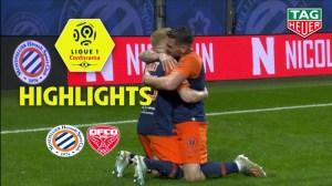 Montpellier 2 -  1 Olympique Lyonnais (Ligue 1) Highlights