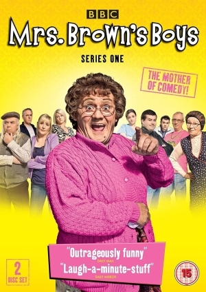 Mrs Browns Boys Season 03