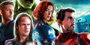 Avengers Alt Universe Poster Imagines Tom Cruise, John Krasinski & More In The MCU