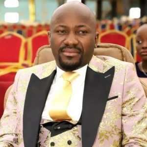 Apostle Suleman Reacts To Allegations Of Sleeping With Nollywood Actress Twice, Paying Her N500k